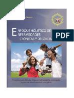 Enfoque Holistico de Las Enfermedades Cronico-Degenerativas