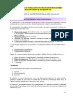 TEMA 15 BOBINADO Y CONEXIONADO TRANSFORMADORES