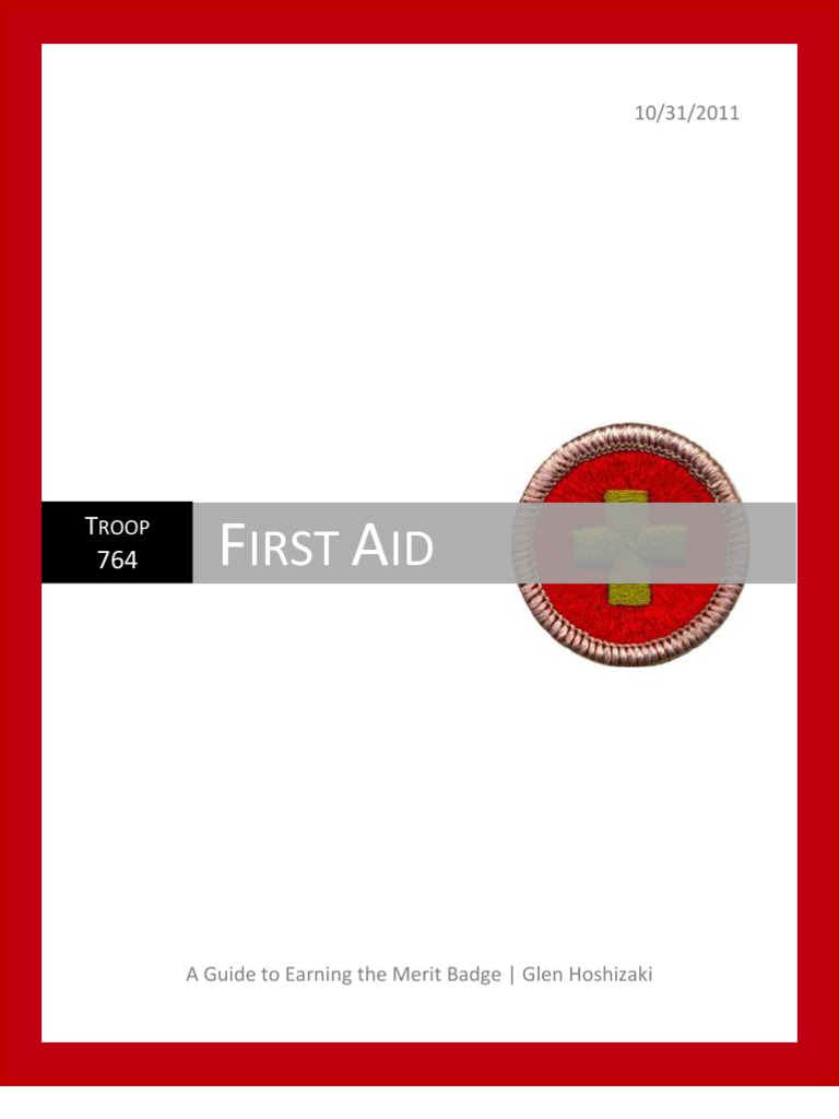 First aid a guide to earning the merit badge cardiopulmonary first aid a guide to earning the merit badge cardiopulmonary resuscitation medical specialties robcynllc Choice Image
