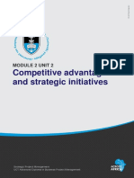 2.2competitive advantage and strategic initiatives