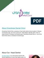 Leading Dentist in Oshawa _ Scarborough- Grandview Dental Clinic