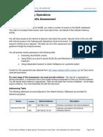 CyberOps 2019 Skills Assessment