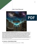 3ª, 4ª e 5ª – As Dimensões e Suas Diferenças _ A Luz é Invencível