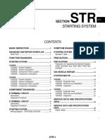 Nissan_TEANA_STARTING_CHARGING_ServiceManual