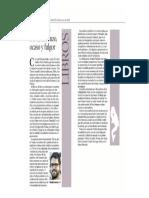 """""""David Lorenzo, ocaso y fulgor"""" - Reseña sobre 'Hablar Despacio' (16.01.2020)"""