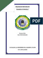 Sejarah Biografi Baden Powell