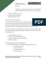 chapitre VII Etudes infrastrectures1.docx