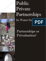 PPPs in Water Sector Final Book