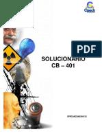 Solucionario CB-401 2012