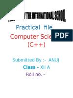 Anuj C++ practical file.doc