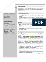 Dinesh CV.doc