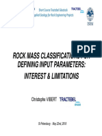 3_Rock Mass classifications