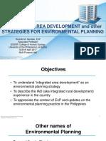 Integrated Area Development