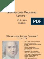 Rousseau 1.ppt