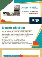 Dinero plastico presentacion