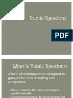 9 Public Relations