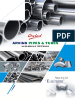 Arvind Pipes Tubes
