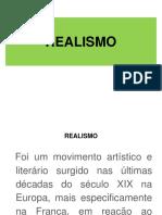 ARTE REALISMO