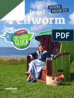 Urlaubsmagazin Pellworm 2020