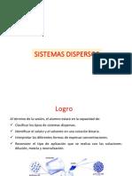 (17) Sistema disperso - Soluciones