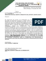 MEMO FELICTACIONES PUBLICAS