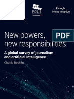 New powers, new responsibilities _ The Journalism AI report