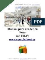 Manual de Ventas en Ebay