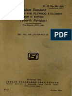 IS 10 PLYWOOD TEA -CHESTS- SPECIFICATION PART -3 BATTENS .pdf