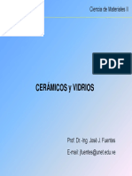 Clase Corta Ceramicos
