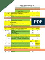 ISO-45K-Documentation Plan-Sample