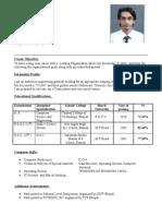 Format+of+Resume