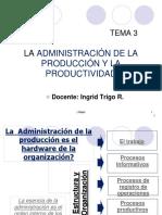 Adm 03 Productividad  y  Adm.Produccion