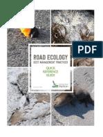 Conservation Halton Road Ecology Quick Reference Guide September 2018
