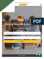 Oversize Freight -  SDC International Shipping