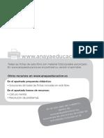 Evaluación inicial, repaso y evaluación tema 1 matematicas de 1º de primaria anaya pieza a pieza