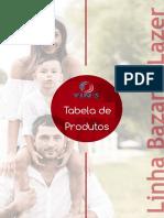 Tabela LINHA BAZAR E LAZER.pdf