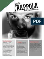 Brochure Spettacolo La Trappola