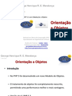 PHP 5.3 - Classes e Objetos