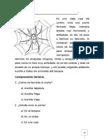 la arañita