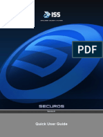 SecurOS Quick User Guide