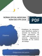 NORMA OFICIAL MEXICANA NOM-035-STPS-2018.pptx