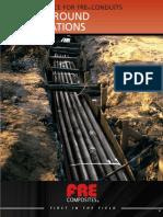 FRE Complete Work Practice Underground