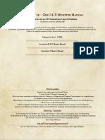 Pokemon 5e - Gen I & II Monster Manual.pdf