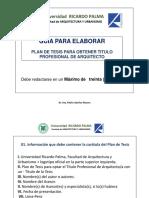 GUIA VI CURSO DE TESIS PARA TITULACION.pptx
