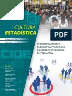 Boletin de Cultura Estadística Nº 06 INEI