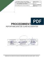 PT-SGI-11 REPORTABILIDAD DE CUASIACCIDENTES