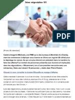 Négociation 101_LesAffaires.com