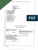 MALDEF Nevada Complaint