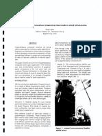 The Use of Graphite_Epoxy Composite Structures in Space Applicati