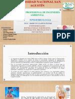 Epidemiologia tipos de enfermedades respiratorias